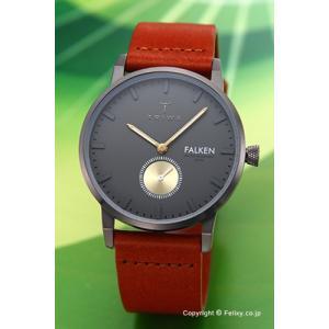 トリワ 腕時計 TRIWA ウォルター ファルケン ブラウンクラシック FAST102-CL010213|trend-watch