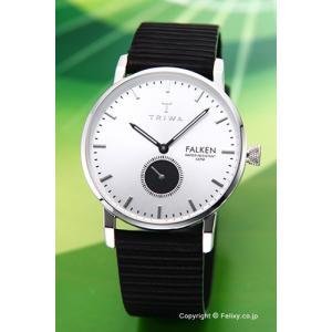 トリワ 腕時計 TRIWA チャールズ ファルケン ブラックストライプクラシック FAST106-WC010112|trend-watch