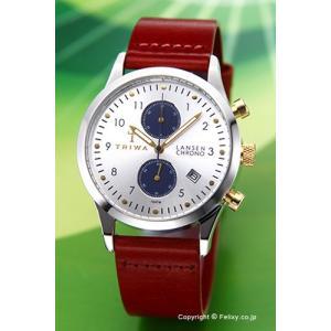 トリワ 腕時計 TRIWA ロッホ ランセン クロノ コニャック クラシック LCST115-CL010312|trend-watch
