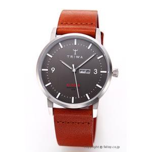 トリワ TRIWA 腕時計 ダスク クリンガ ブラウンクラシック KLST102-CL010212|trend-watch