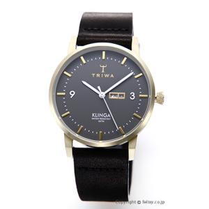 トリワ TRIWA 腕時計 アッシュ クリンガ ブラッククラシック KLST107-CL010117|trend-watch