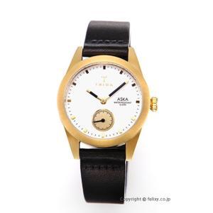 トリワ 腕時計 TRIWA アイボリー アスカ AKST101-SS010213|trend-watch