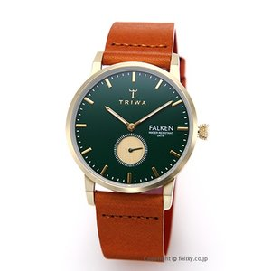 トリワ 腕時計 TRIWA パイン ファルケン ブラウンクラシック FAST112-CL010217|trend-watch