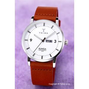 トリワ TRIWA 腕時計 Snow Klinga Brown Classic   KLST109-CL010212|trend-watch