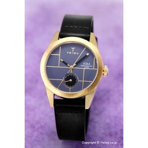 トリワ TRIWA 腕時計 レディース Blues Aska AKST105-SS010113|trend-watch