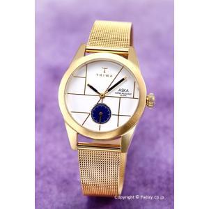 トリワ TRIWA 腕時計 レディース Dixie Aska AKST106-ME121313|trend-watch