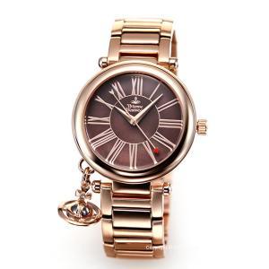 ヴィヴィアン ウエストウッド 時計 Vivienne Westwood レディース 腕時計 Orb VV006PBRRS|trend-watch