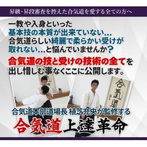 合気道上達革命〜本部道場長 植芝充央監修 DVD〜