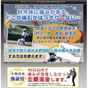 投手パフォーマンスラインDVD 野球肘予防 自宅で取り組める野球肘と肩の痛みを改善させる方法