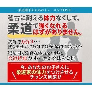 柔道体力強化プログラムDVD 柔道選手のためのトレーニング 角田誠監修