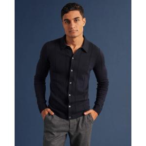 アバクロ セーター メンズ ニット カーディガン レッド 大きいサイズ xs s m l xl xxl xxxl|trendcruising