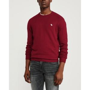 アバクロ   Vネックセーター メンズ ニット ネイビー 大きいサイズ xl xxl xxxl|trendcruising
