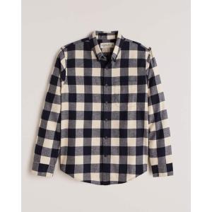アバクロ チェックシャツ メンズ  長袖 シャツ ピンク ホリスター アメリカンイーグル 大きいサイズ XL XXL XXXL おしゃれ 人気 ニューバランス|trendcruising