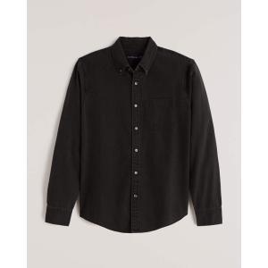 アバクロ チェックシャツ メンズ  長袖 シャツ ホワイト ホリスター アメリカンイーグル 大きいサイズ XL XXL XXXL おしゃれ 人気 ニューバランス|trendcruising