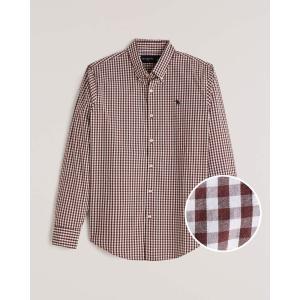 アバクロ チェックシャツ メンズ  長袖 シャツ レッド ホリスター アメリカンイーグル 大きいサイズ XL XXL XXXL おしゃれ 人気 ニューバランス|trendcruising