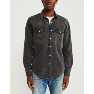 アバクロ チェックシャツ メンズ  長袖 シャツ ブルーチェック ホリスター アメリカンイーグル 大きいサイズ XL XXL XXXL おしゃれ 人気 ニューバランス|trendcruising