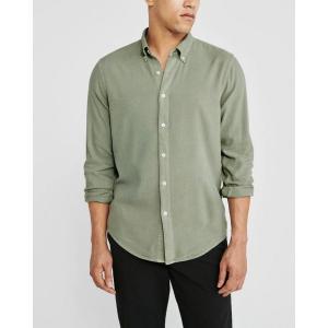 アバクロ チェックシャツ メンズ  長袖 シャツ  ネイビー ホリスター アメリカンイーグル 大きいサイズ XL XXL XXXL おしゃれ 人気 ニューバランス|trendcruising