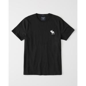 アバクロ クルーネックTシャツ  メンズ 半袖|trendcruising