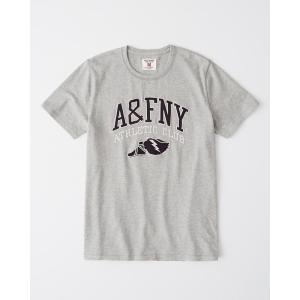 アバクロ メンズ 半袖 ロゴTシャツ 大きいサイズ レッド ホリスター アメリカンイーグル おしゃれ 人気 ニューバランス キャンプ スノーボード XXL trendcruising