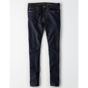 アメリカンイーグル スキニージーンズ メンズ  リンス AE Extreme Flex Super Skinny Jean デニム 大きいサイズ 32 33 34 36 38 40 42 44 trendcruising