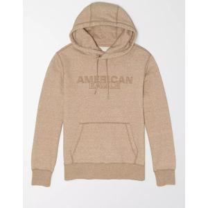 アメリカンイーグル パーカー メンズ トレーナー AE Graphic Pullover Hoodie ブラック trendcruising