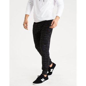 アメリカンイーグル ジョガーパンツ メンズ スウェットパンツ 大きいサイズ xxxl AE Lightweight Fleece Jogger カモ|trendcruising