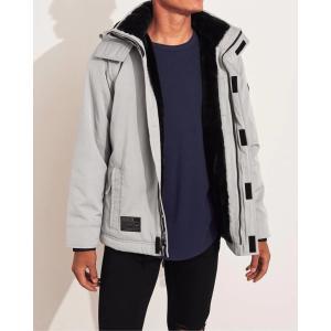 ホリスター ジャケット メンズ アウター コート ネイビー 大きいサイズ xxl|trendcruising