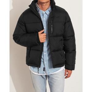 ホリスター ジャケット メンズ アウター コート ブラック 大きいサイズ xl xxl|trendcruising