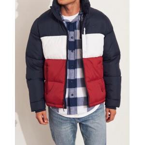 ホリスター ジャケット メンズ アウター コート ホワイト 大きいサイズ xl xxl|trendcruising