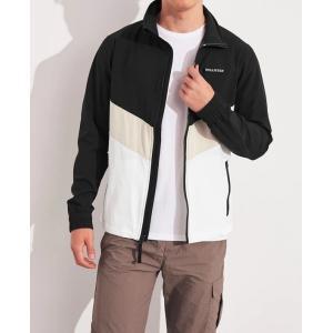 ホリスター ジャケット メンズ アウター コート ウィンドブレイカー 迷彩 カモ 大きいサイズ xl xxl おしゃれ 人気 アバクロ trendcruising