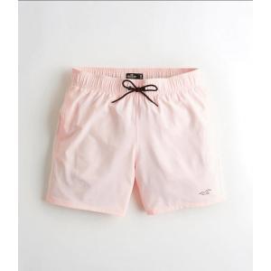 ホリスター ボードショーツ スイムパンツ 水着 ショートパンツ メンズ アバクロ ピンク 人気 おしゃれ ビラボン クイックシルバー trendcruising