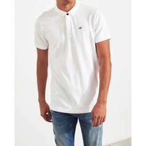ホリスター ポロシャツ メンズ 半袖  ネイビー アバクロ 大きいサイズ|trendcruising