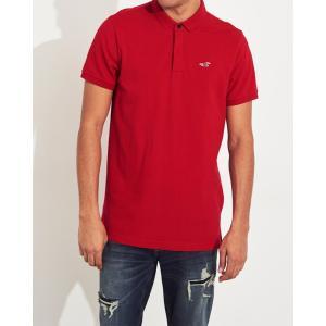 ホリスター ポロシャツ メンズ 半袖  ブラック アバクロ 大きいサイズ|trendcruising