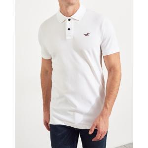 ホリスター ポロシャツ メンズ 半袖  ピンク 大きいサイズ|trendcruising