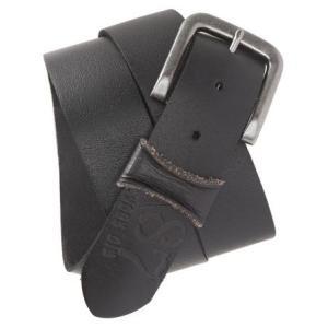エアロポステール ベルト メンズ/Aeropostale/アメリカンイーグル/大きいサイズ/A87 Leather Belt/ブラック|trendcruising