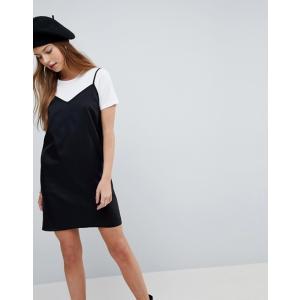 エイソス ドレス ワンピース レディース  ASOS DESIGN mini cami slip dress|trendcruising