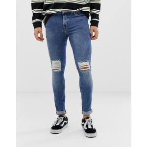 エイソス スキニージーンズ メンズ デニム ASOS Skinny Jeans In Vintage Black With All Over Doodle Prints グレー 大きいサイズ バイカー  ニューバランス|trendcruising