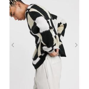 エイソスセレクト カーディガン メンズ セーター ニット  Only & Sons Open Drape Hooded Cardigan|trendcruising