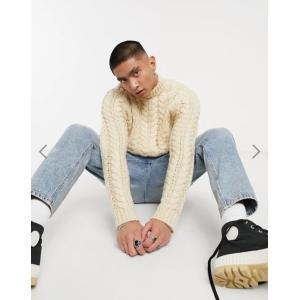 エイソスセレクト セーター メンズ カーディガン ニット Tom Tailor Jumper With Khaki Stripe おしゃれ xxs xs s m l xl xxl xxxl ナイキ|trendcruising
