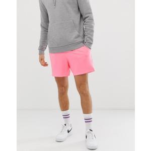 エイソス ショートパンツ メンズ ネイビー ショーツ  ASOS DESIGN Recycled Denim Shorts In Slim Navy|trendcruising