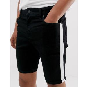 エイソス ショートパンツ メンズ ホワイト ショーツ ASOS DESIGN Denim Shorts In Slim White|trendcruising