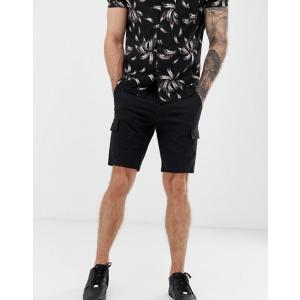 エイソス ショートパンツ メンズ ホワイト ショーツ ASOS Super Skinny Chino Shorts In White|trendcruising