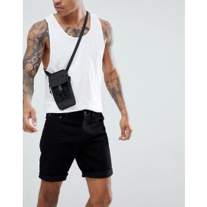 エイソス ショートパンツ メンズ ホワイト ショーツ ASOS Slim Chino Shorts In White|trendcruising