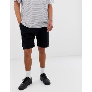 エイソス ショートパンツ メンズ ショーツ 2パック ASOS 2 Pack Slim Chino Shorts In Stone & Blue Save|trendcruising