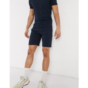 ナイキ 水着 スイムパンツ ボードショーツ  メンズ  エイソスセレクト ブラック Nike Volley Super Short Swim Short In Black|trendcruising
