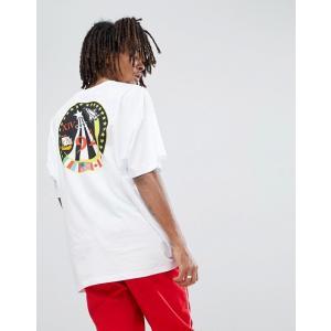 エイソス Tシャツ メンズ 半袖 ホワイト  ASOS Nasa Oversized T-Shirt|trendcruising