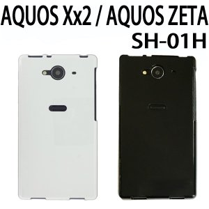 AQUOS ZETA SH-01H / AQUOS Xx2 対応 TPUケース カバー アクオス スマホ スマートフォン|trends