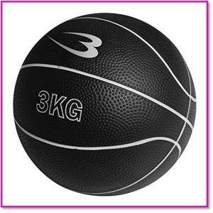 メディシンボール3kg 工夫次第で様々な運動に役立ちます...