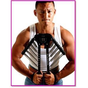 筋トレ最強マッスルモンスター大胸筋腕アームバー30kg〜60kg調整可能短期間でムキムキ 0209 trepakgogo