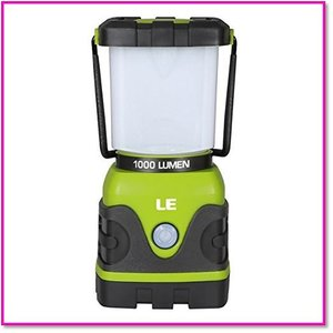 電池式LEDランタン超高輝度1000ルーメン連続点灯最大25時間防水仕様 0409 trepakgogo